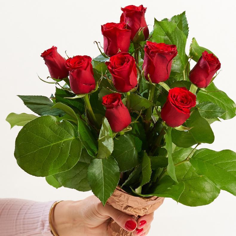 Bloemen Valentijnsdag