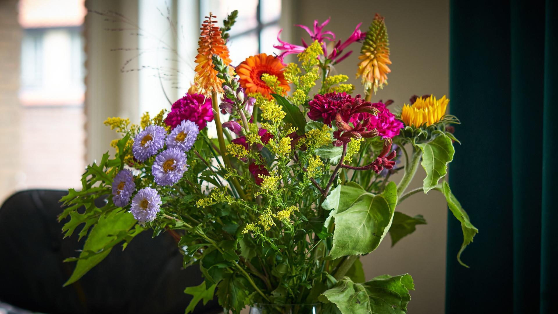 Bloemen bezorgen Den-Haag